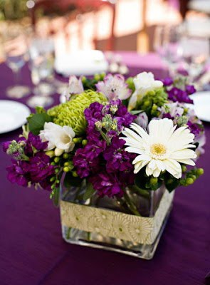 Bridal Table Decorations