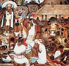 de las nubes manifestacion y desarrollo cultural de los zapotecas