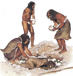 Hombre de Neanderthal