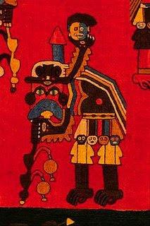 cultura paracas textileria