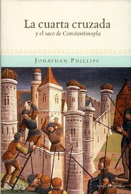 Cuarta cruzada y Saqueo de Constantinopla