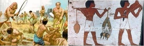 Esclavos de Egipto