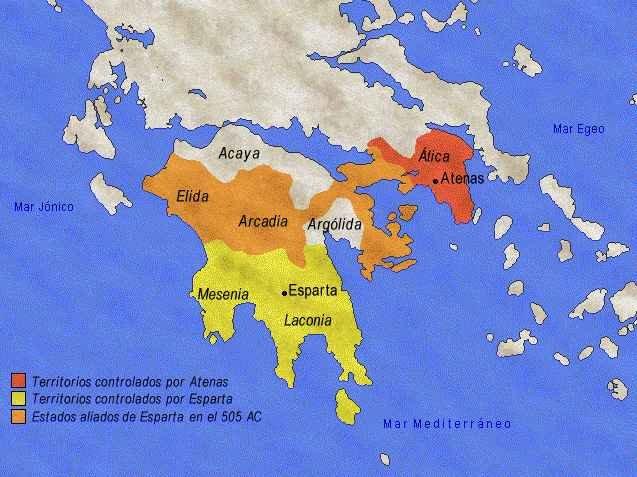 Historia - ESPARTA Mapa+de+esparta+grecia