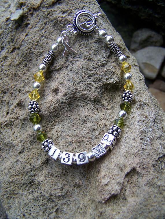 139 MP Army Bracelet