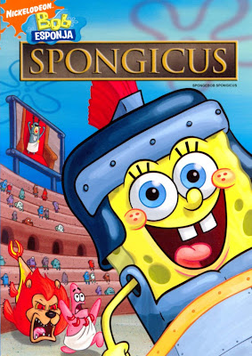 Up Filmes BR: Download Bob Esponja Spongicus - Dublado