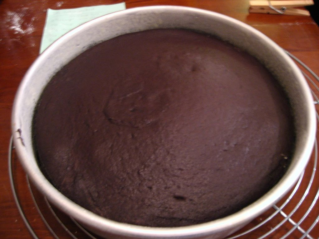 Food from all over the World: Simple Chocolate Cakes