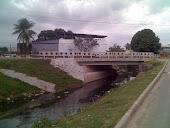 Ponte do Bairro Santa Marta / Belford Roxo
