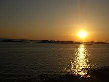 deg og meg i solnedgangen <33