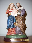 My blog is decicated to the Holy Family