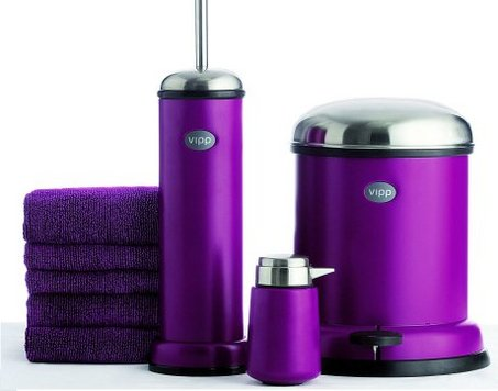 Purple Bath Towels | Discount Bath Towels