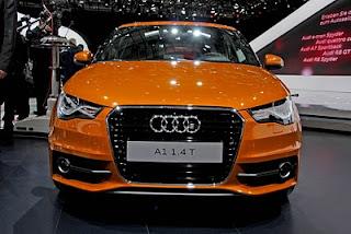 2011 Audi A1 TFSI