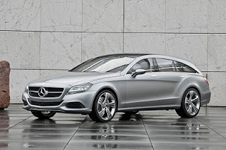 Mercedes Benz CLS Shotting Brake