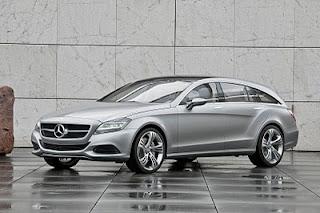Mercedes Benz CLS Shotting Brake
