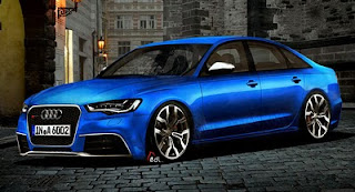 2012 Audi RS6 Sedan