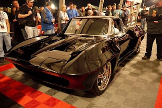 1963 Chevrolet Corvette Custom Coupe
