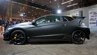 Honda CRZ TS 1X
