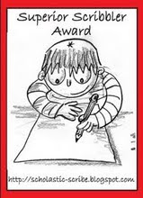 Super Scribbler Award!