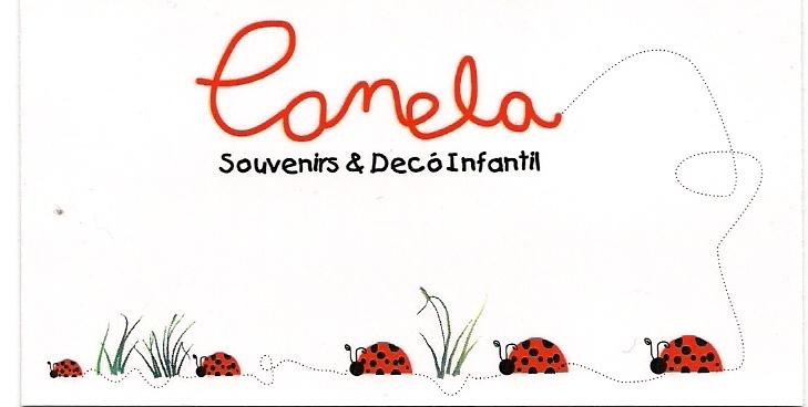 CANELA SOUVENIRS Y DECÓ INFANTIL