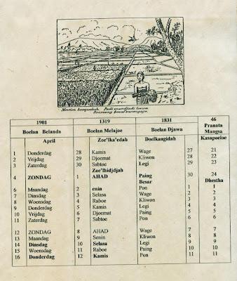 almanakker og kalendere