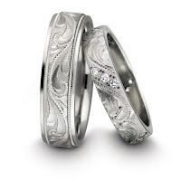 Сватбени пръстени! Platinum-in-Wedding-Rings