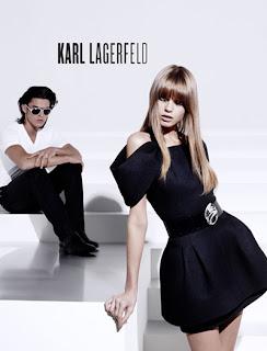 сиво - Облекло, мода, елегантност - Page 2 Karl+Lagerfeld+++Spring+Summer+2010+-3