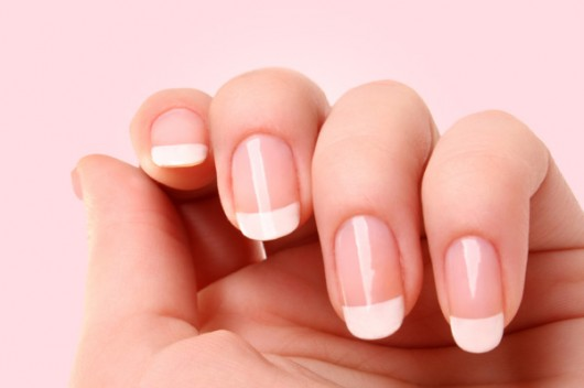 french manicure  29448 530x352 Fashion accents manicure Spring / Summer 2011   Готова