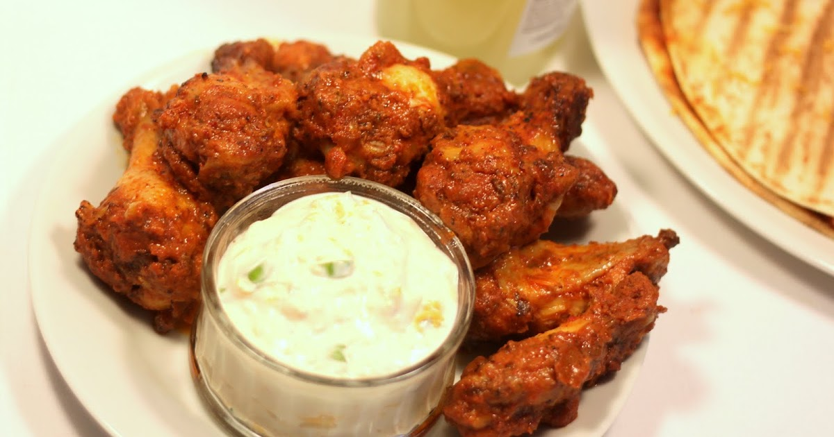 My Kitchen Antics All American Spicy Buffalo Wings With A Sour