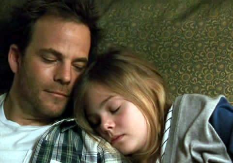 cuando la pequeña hija le blanquea a su padre su calidad de ausente
