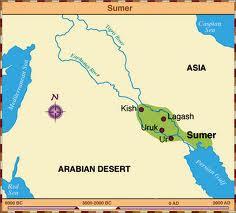 Puerta Estelar Sumeria (Irak)