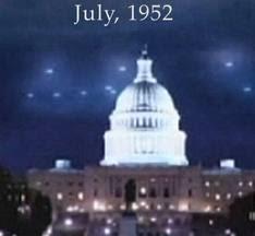 ovnis en el  Capitolio de EEUU