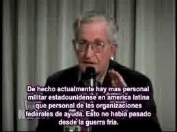 Noam Chomsky contra el NWO