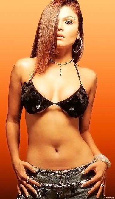 rakhi hot