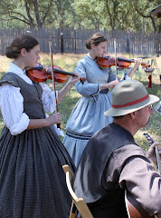 Live Music by Heritage Players