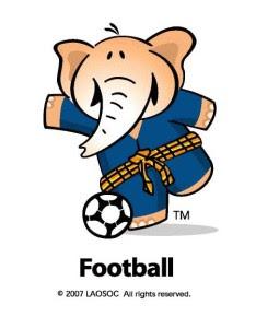 25th SEA Games, Laos: Malaysia vs Thailand pre-sea games football ...