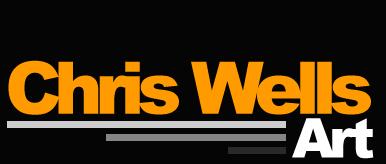 Chris Wells Art
