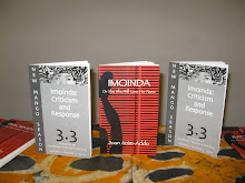 Journal/DVD - Imoinda: Criticism and Response/Trans-global Conversations