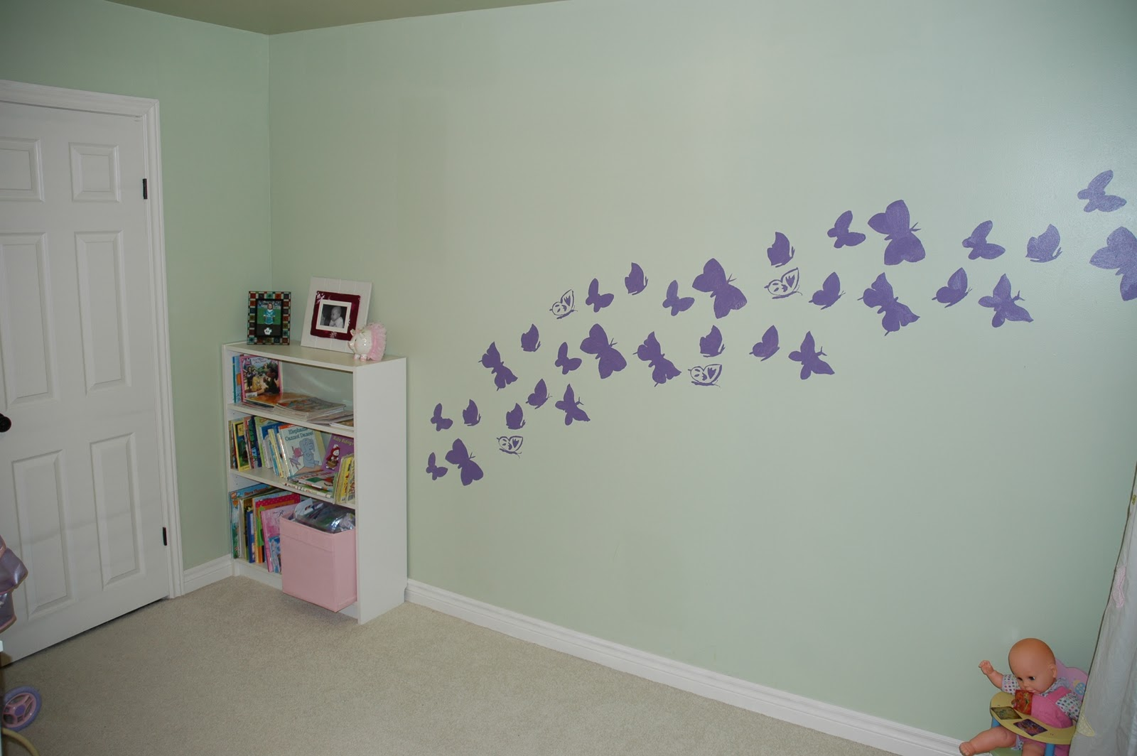 urban stone oasis olivia s butterfly wall mural olivia s butterfly wall mural
