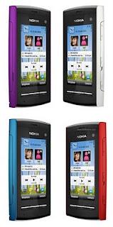Spesifikasi dan Harga Nokia 5250 Touchscreen Terbaru