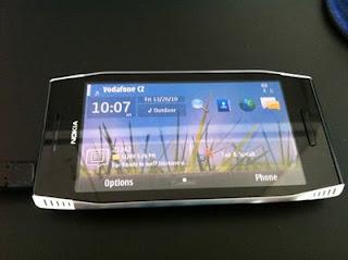 Spesifikasi dan Harga Nokia X7-00 Plus Video