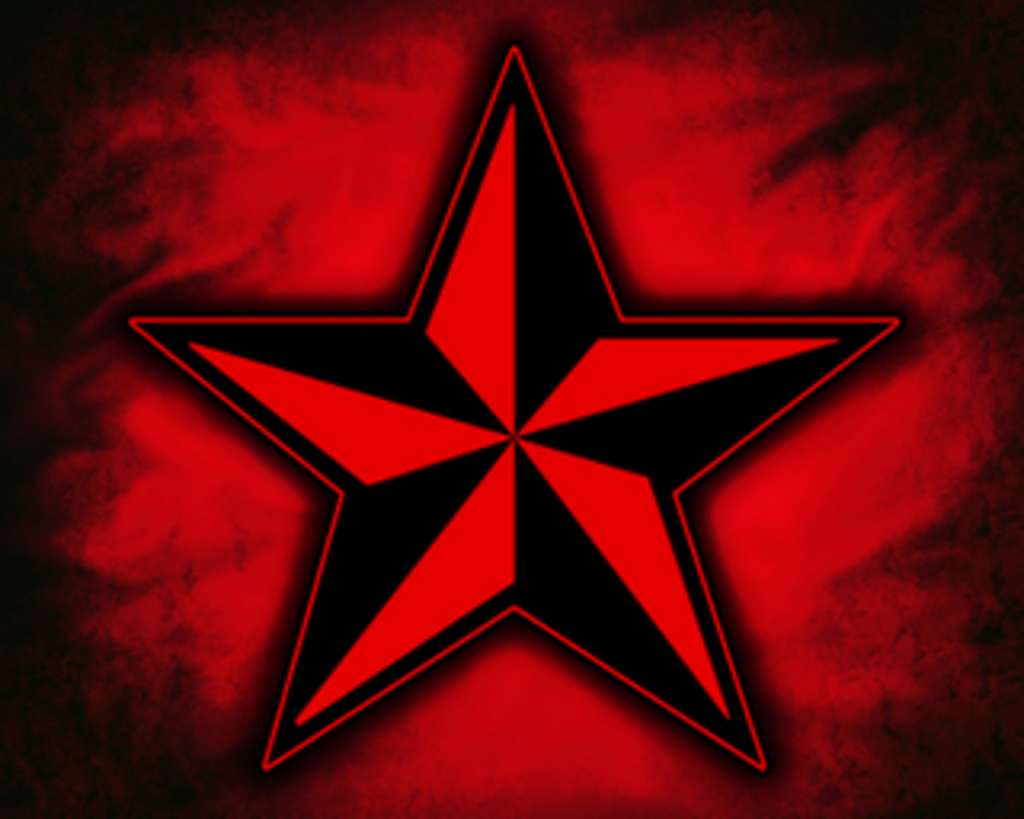 red star background - photo #11