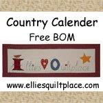 Calendar BOM