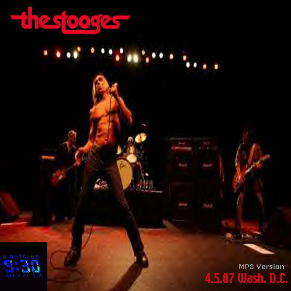 Iggy And The Stooges 1969 I Wanna Be Your Dog