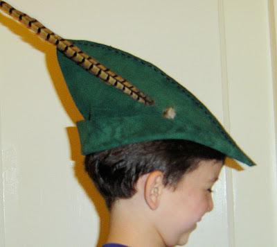 Шляпа робина гуда своими руками