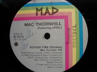 Mac Thornhill Boogie Fire