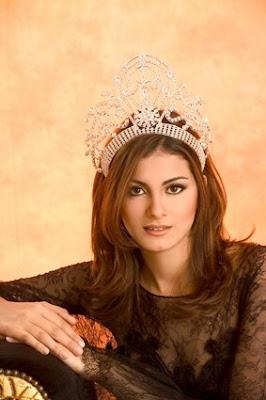 Classify Miss Egypt 2005 (Meriam George)
