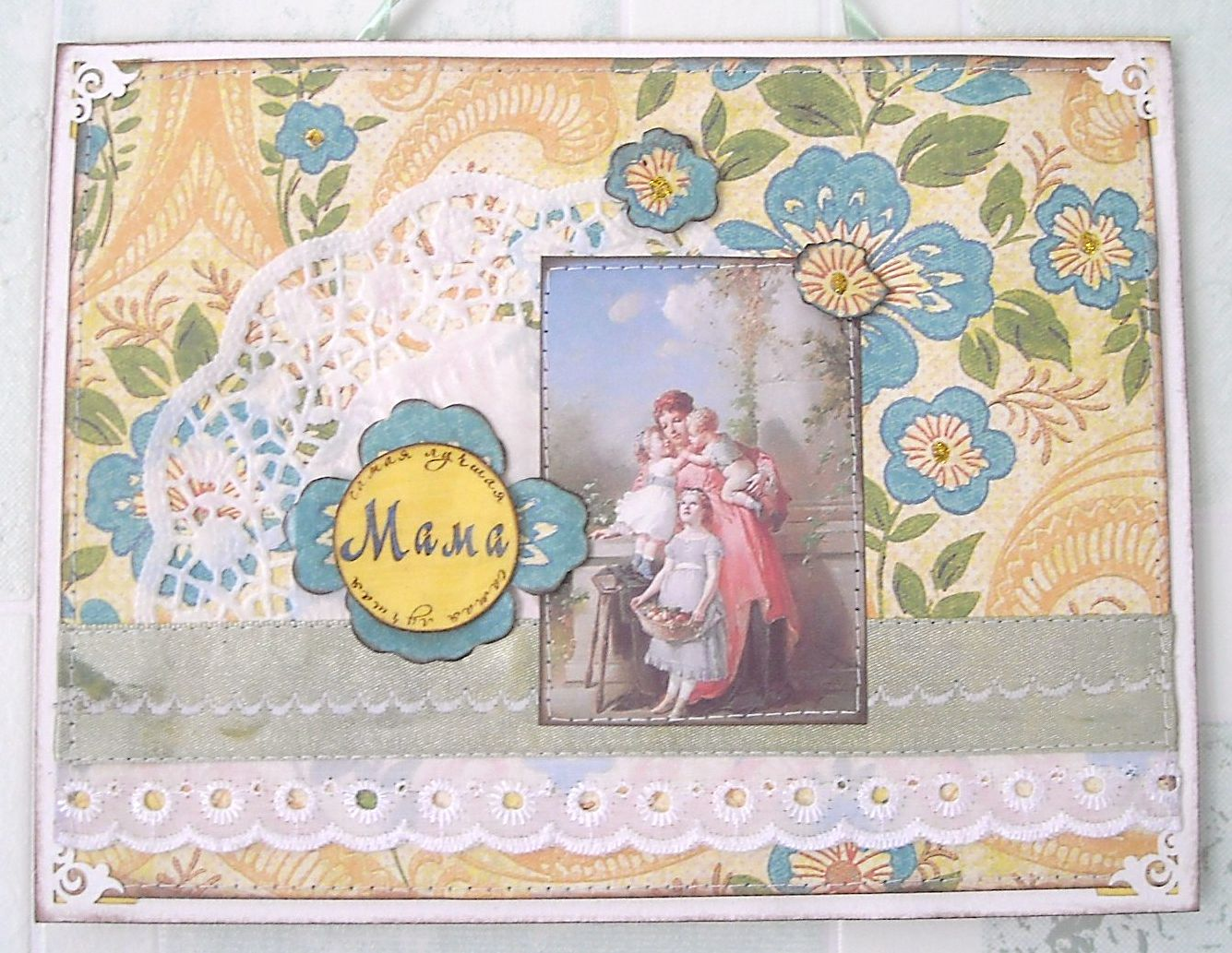 Шаблон открытка на 9 мая своими руками