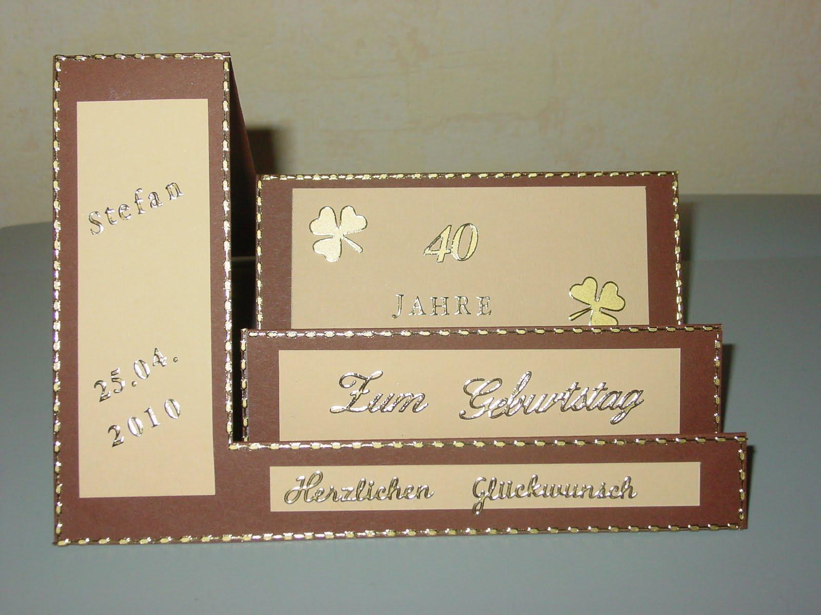 Geburtstagskarte basteln mann for Geburtstagskarte basteln mann