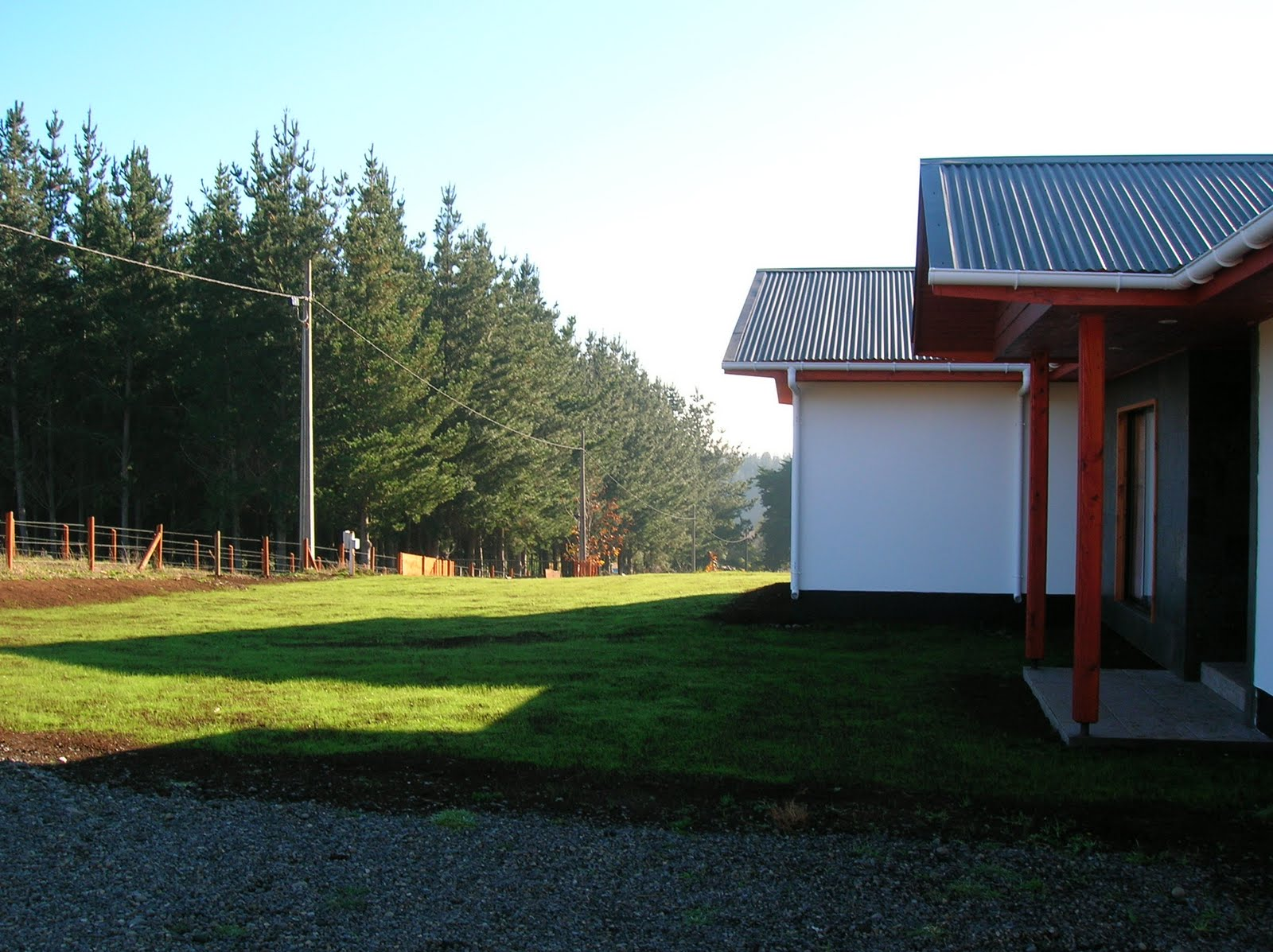 Constructora loma linda casa con ventanas de termopanel for Constructora casa