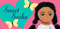 Sasha and Malia Dolls