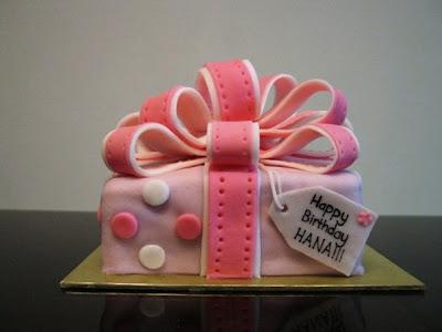 Birthday Cake For Little Sister ~ Moe nasrul. tv host emcee musician: happy birthday hana!!!!